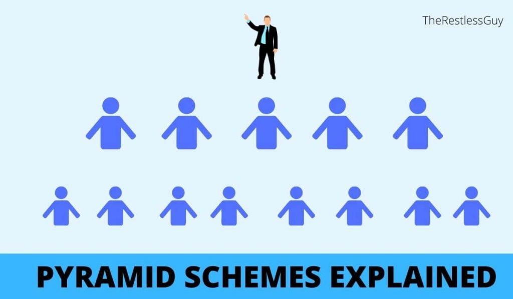 Pyramid schemes explanation
