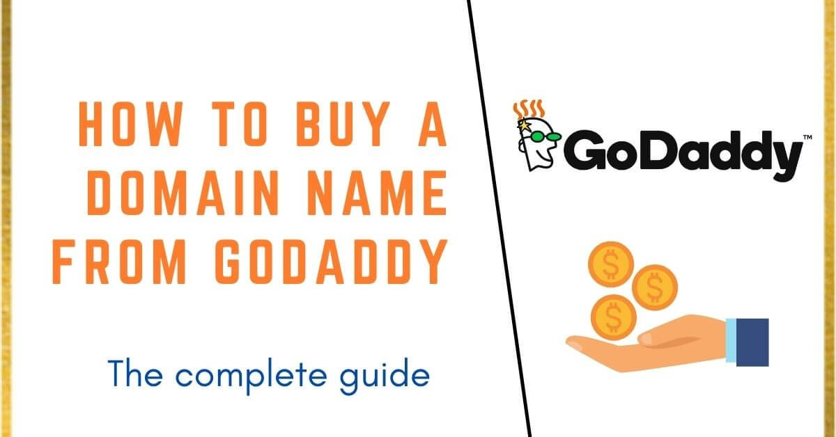 How to buy a domain name from GoDaddy guide
